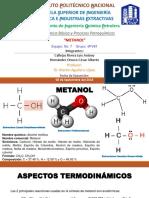 Metanol Equipo 7