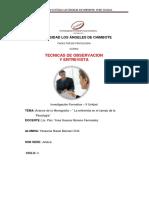 Yessenia Mamani Investigacion Formativa II Unidad.