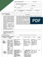 Plan Anua y de Unidada 1ro BGU MATEMÁTICA11
