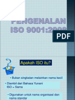 Pengenalan ISO