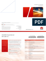 HUAWEI FusionServer RH1288 V3 Data Sheet.pdf