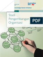 Studi Pengembangan Organisasi