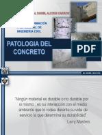 Ponencia - Patologia Del Concreto Undac