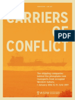 Carriers Of Conflict (2017)