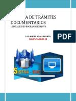 Sistema de Trámites Documentarios Para Imprimir