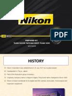 NIKON Corporations Case Study
