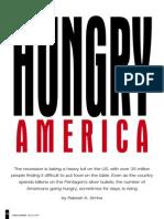 Hungry America by Rakesh Krishnan Simha