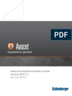 Avocet 2014-1-3 Release Notes