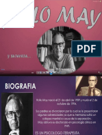 Rollo May Diapos - Psico Personalidad PDF