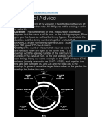 Piper Cams Technical Advice