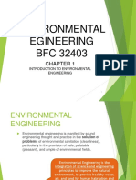 Chapter 1 - Env Eng