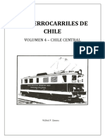 "Chile, ""Los Ferrocarriles de Chile, Chile Central"""