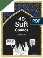 40 Sufi Comics - Arif & Ali