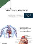 1. Cardiovascular - Anatomy & Physiology