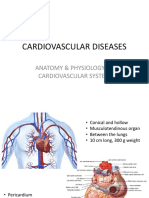 1. Cardiovascular - Anatomy & Physiology
