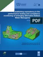 Alternatives to Ballast Water Management