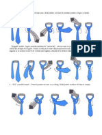 Metode de a Lega o Cravata