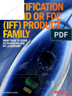 ''IFF Family Brochure