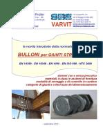 Dispensa Bulloneria Rev-3 2013