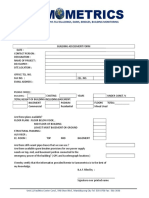 Building Assessment Form 2016