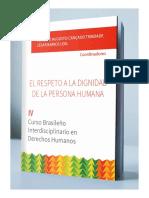 Ebook_La Dignidad Humana IIDH
