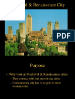 Medieval and Renaissance City 1