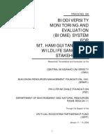 Mindanao Trainers Manual