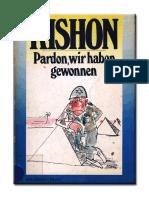 Kishon_Ephraim   Pardon, Wir Haben Gesiegt