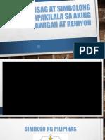 Mga Sagisag at Simbolong Nagpapakilala Sa Aking Lalawigan