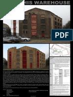 Vinegar Yard Warehouse poster