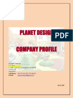 Planet Design Company Profile [Merged Doc]
