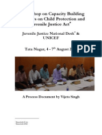 JJND Unicef Workshop