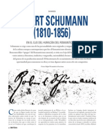 Robert Schumann - En el ojo del huracán del Romanticismo
