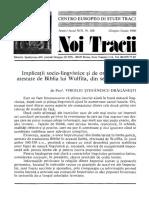 Nt188_iun90_Implicaţii Socio-lingvistice Şi de Ordin Istoric Atestate de Biblia Lui Wulfila...
