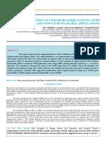 Iaetsd-jaras-implementation of Uwb Micro-strip Antenna With