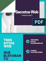 Secretos de Un Diseñador