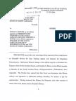 061517 Cooper v. Berger Order Motion to Stay 17 CVS 5084