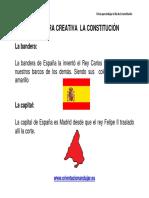 Escritura Creativa La Constitución Primaria y Secundaria