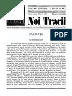 Nt199_mai91_SARMATII - Fondazione Europea Dragan
