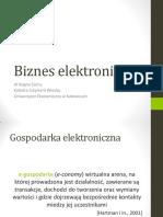TI10 - Biznes elektroniczny
