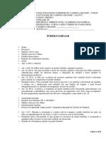 Unesc - Direito Civil Vi - Direito de Família - Poder Familiar