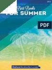 Hudson Booksellers Best Books for Summer 2017