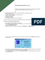 Desenvolvendo formulários