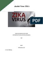 Makalah Virus ZIKA