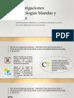Investigaciones Tecnologías Blandas y Duras