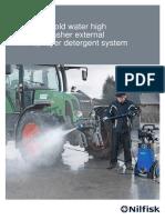 MC-4M_Brochure High Pressure Washer