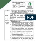 Spo Koordinasi Dan Integrasi Pelayanan Dan Penyelenggaraan Program
