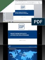 ANSYS Webinar - Progettazione Efficace Recipienti in Pressione