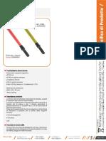 205400001_05 - Torcia Luminosa Led Di Colore Arancio e Giallo