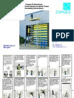 Zarges UK Ltd Professional Ladder Frame Instruction Manual.pdf